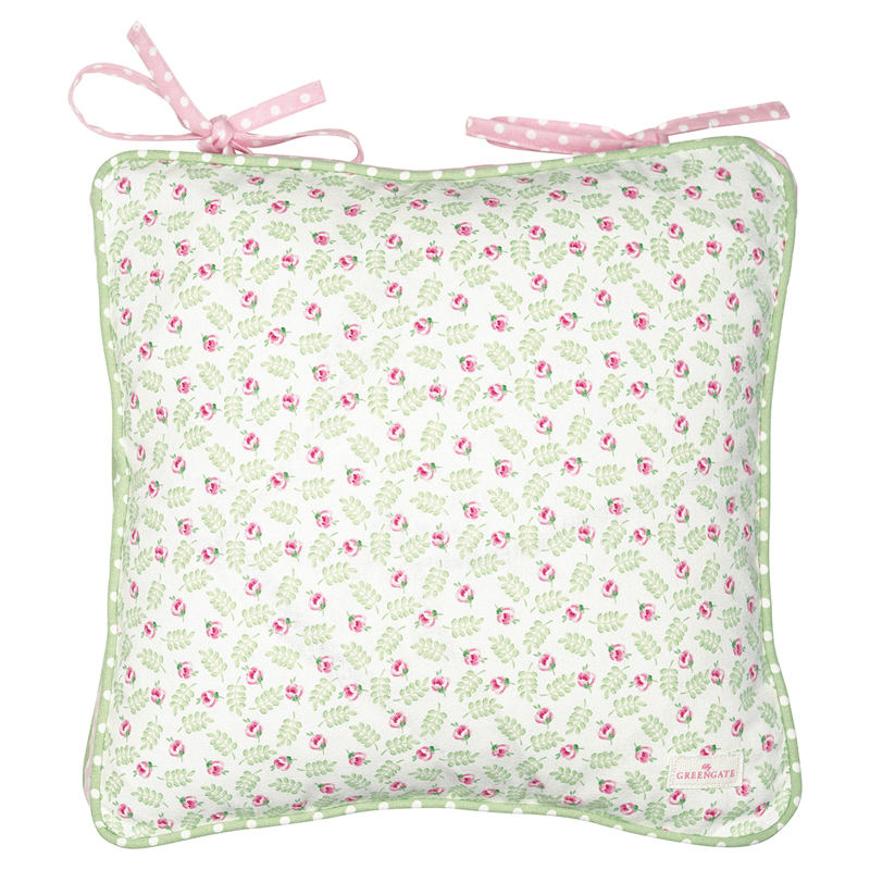 a13514x.jpg - Seat cushion Lily, Petit white - Elsashem Butiken med det lilla extra...