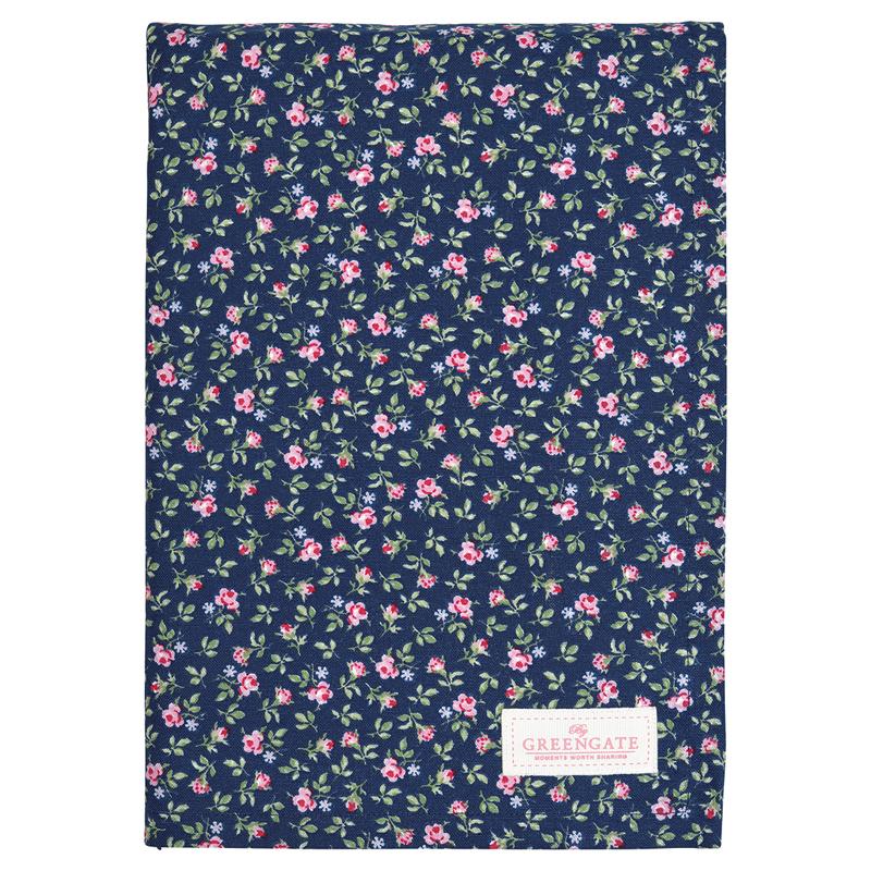 a13518x.jpg - Duk Berta, Dark blue 150 x 150 cm - Elsashem Butiken med det lilla extra...