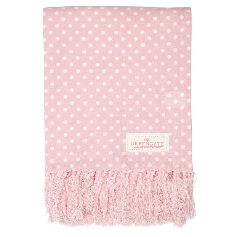 a13522x.jpg - Duk Spot, Pale pink 130 x 170 cm - Elsashem Butiken med det lilla extra...