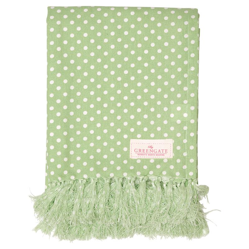 a13523x.jpg - Duk Spot, Pale green 130 x 170 cm - Elsashem Butiken med det lilla extra...