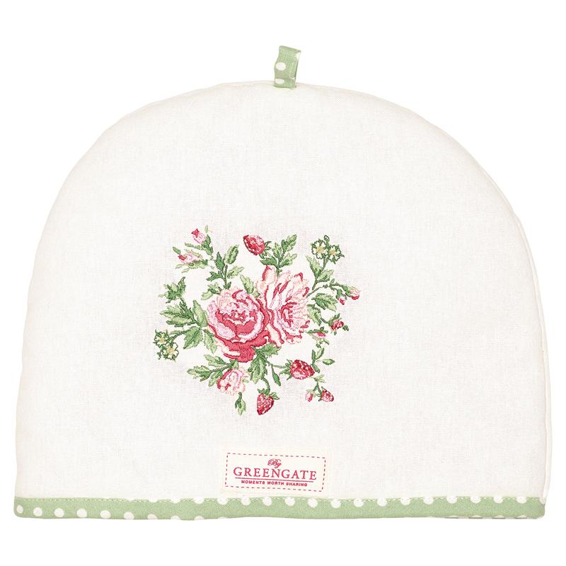a13534x.jpg - Tea cosy Mary, White - Elsashem Butiken med det lilla extra...