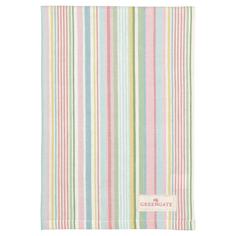 a13546x.jpg - Kökshandduk Pipa, Soft stripe - Elsashem Butiken med det lilla extra...