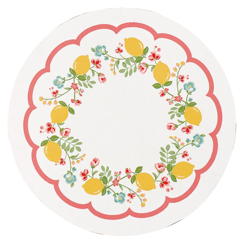 a13557x.jpg - Coaster Limona, White - Elsashem Butiken med det lilla extra...