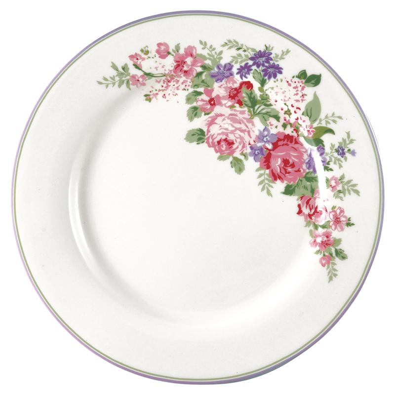 a13577x.jpg - Mattallrik Rose, White - Elsashem Butiken med det lilla extra...