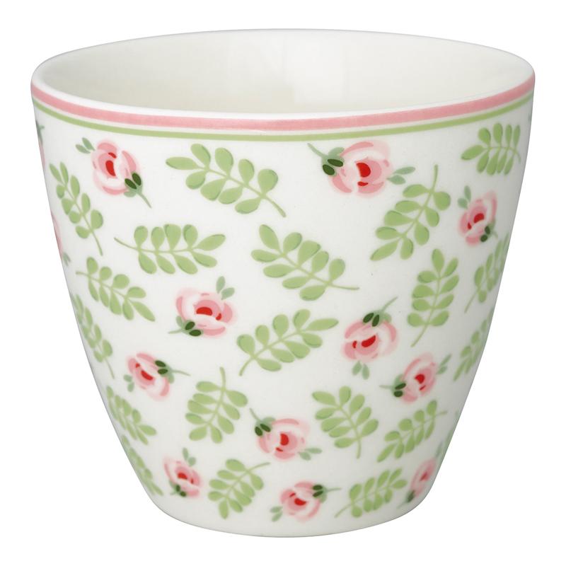 a13598x.jpg - Lattemugg Lily, Petit white - Elsashem Butiken med det lilla extra...