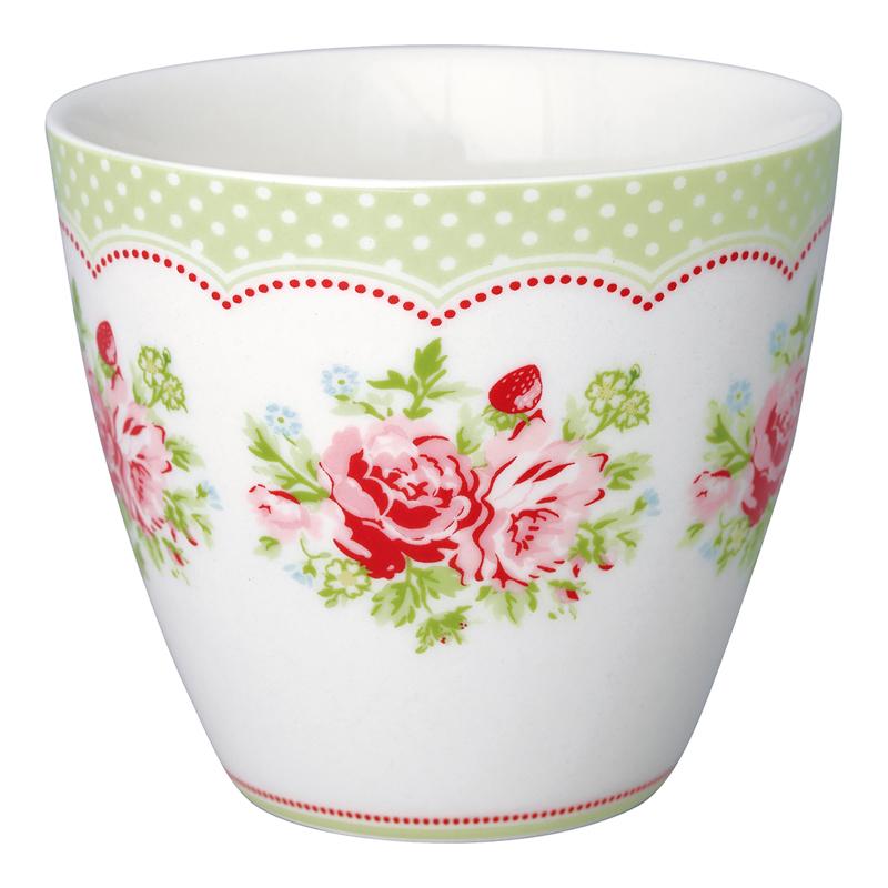 a13599x.jpg - Lattemugg Mary, White - Elsashem Butiken med det lilla extra...