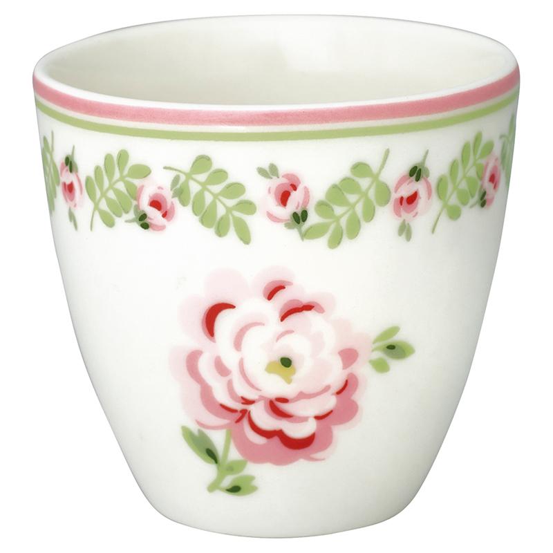 a13602x.jpg - Mini lattemugg Lily, Petit white - Elsashem Butiken med det lilla extra...