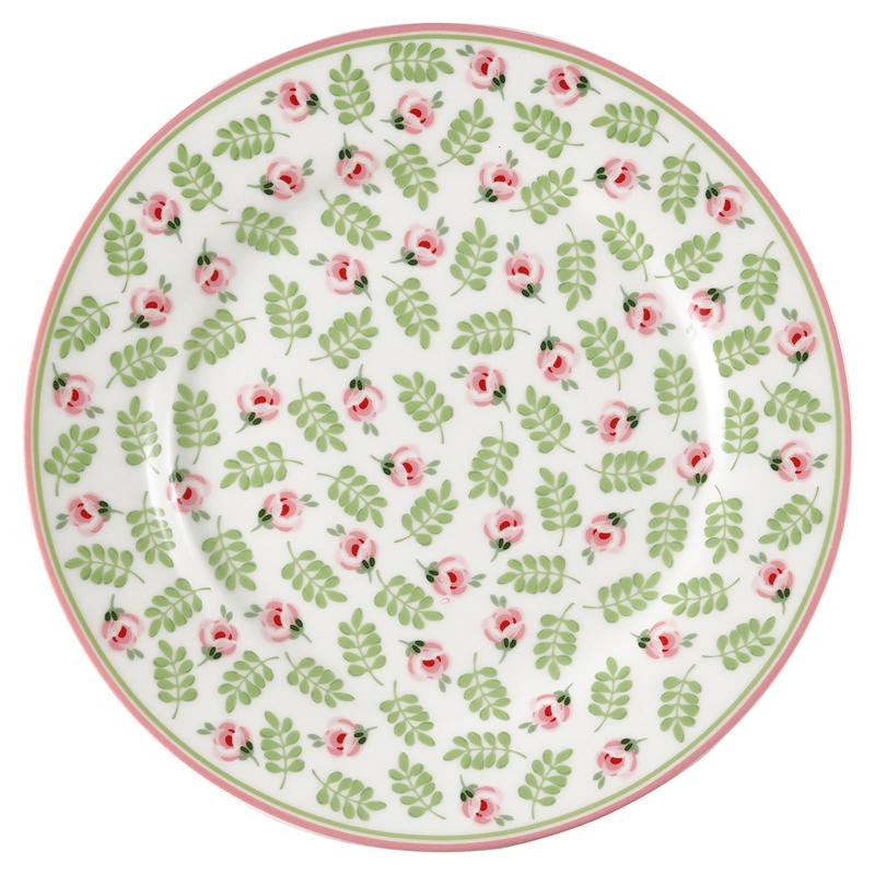a13607x.jpg - Assiett Lily, Petit white - Elsashem Butiken med det lilla extra...