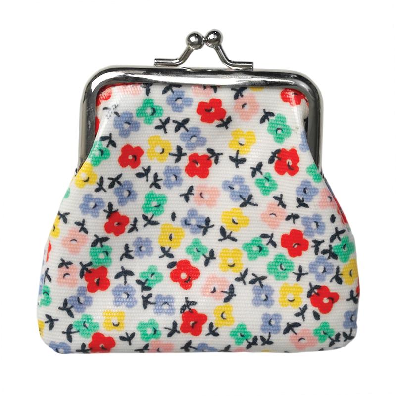 a13642x.jpg - Portmonnä, Colourful Daisies - Elsashem Butiken med det lilla extra...