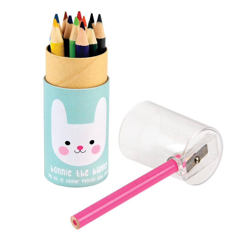 a13664-2x.jpg - Färgpennor i tub, Bonnie the Bunny - Elsashem Butiken med det lilla extra...