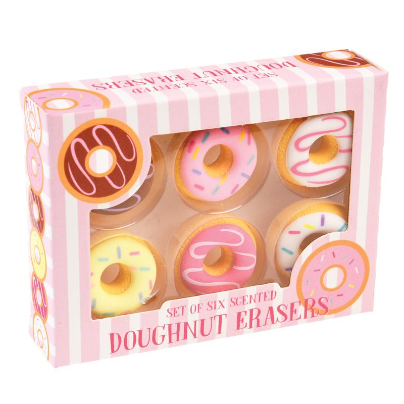 a13671x.jpg - Suddgummin, Doughnut set of 6 - Elsashem Butiken med det lilla extra...