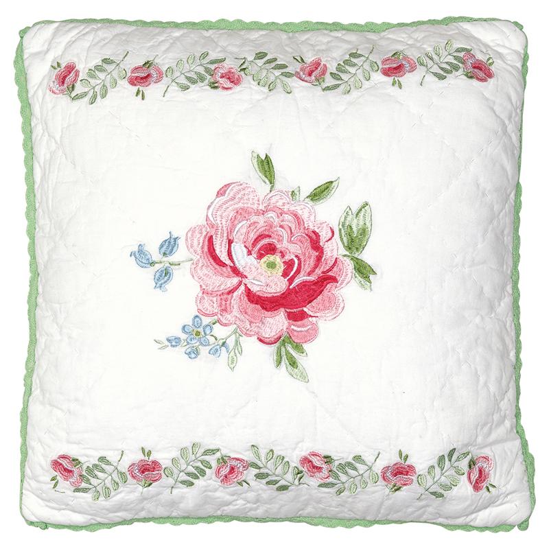 a13682x.jpg - Kuddfodral Meryl mega, White w/embroidery - Elsashem Butiken med det lilla extra...