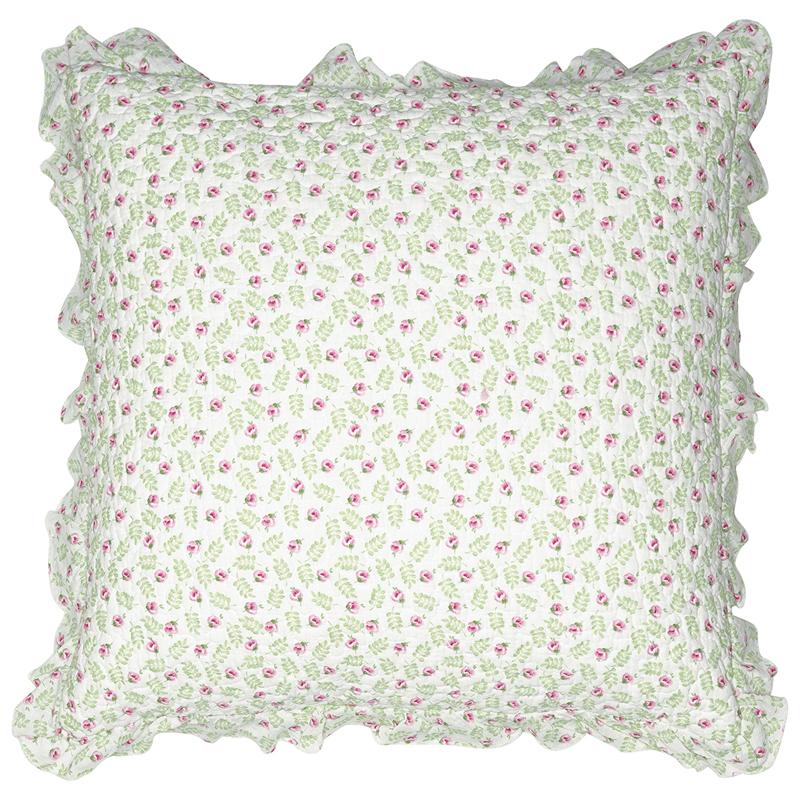 a13693x.jpg - Kuddfodral Lily, Petit white w/frill - Elsashem Butiken med det lilla extra...