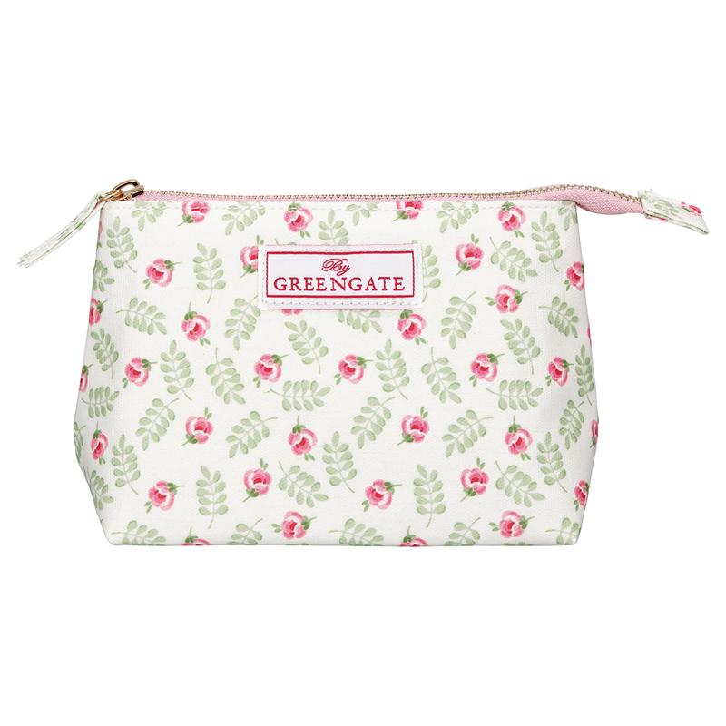 a13717x.jpg - Liten sminkväska Lily, Petit white - Elsashem Butiken med det lilla extra...