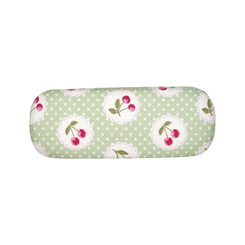 a13719x.jpg - Glasögonfodral Cherry berry, Pale green - Elsashem Butiken med det lilla extra...