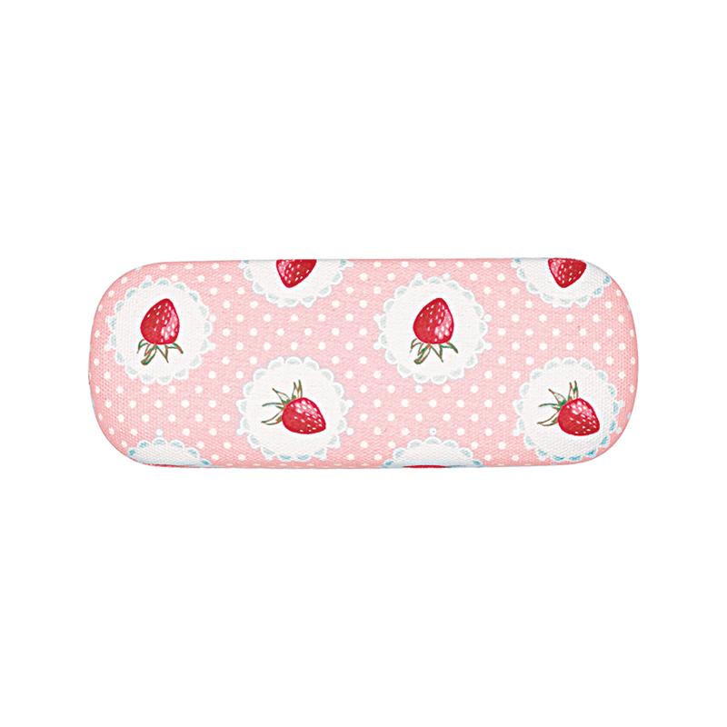 a13720x.jpg - Glasögonfodral Strawberry, Pale pink - Elsashem Butiken med det lilla extra...