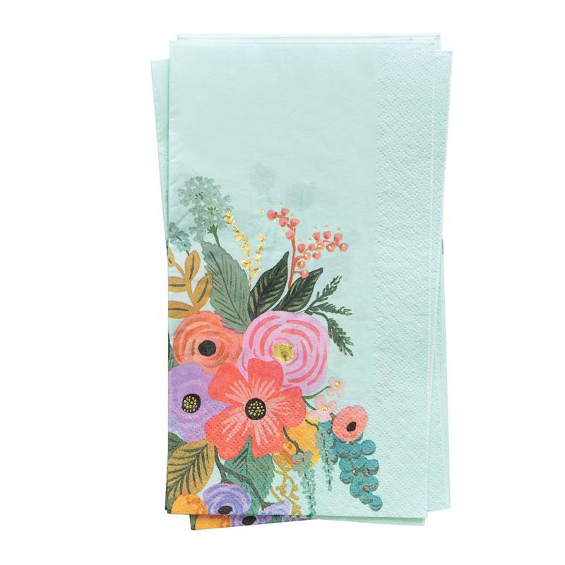 a13749x.jpg - Servetter, Garden Party Turkos - Elsashem Butiken med det lilla extra...