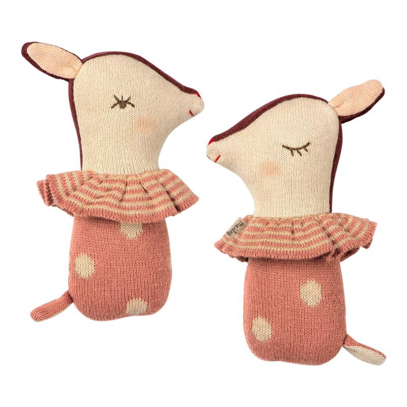 a13785x.jpg - Bambi rattle, Rose - Elsashem Butiken med det lilla extra...