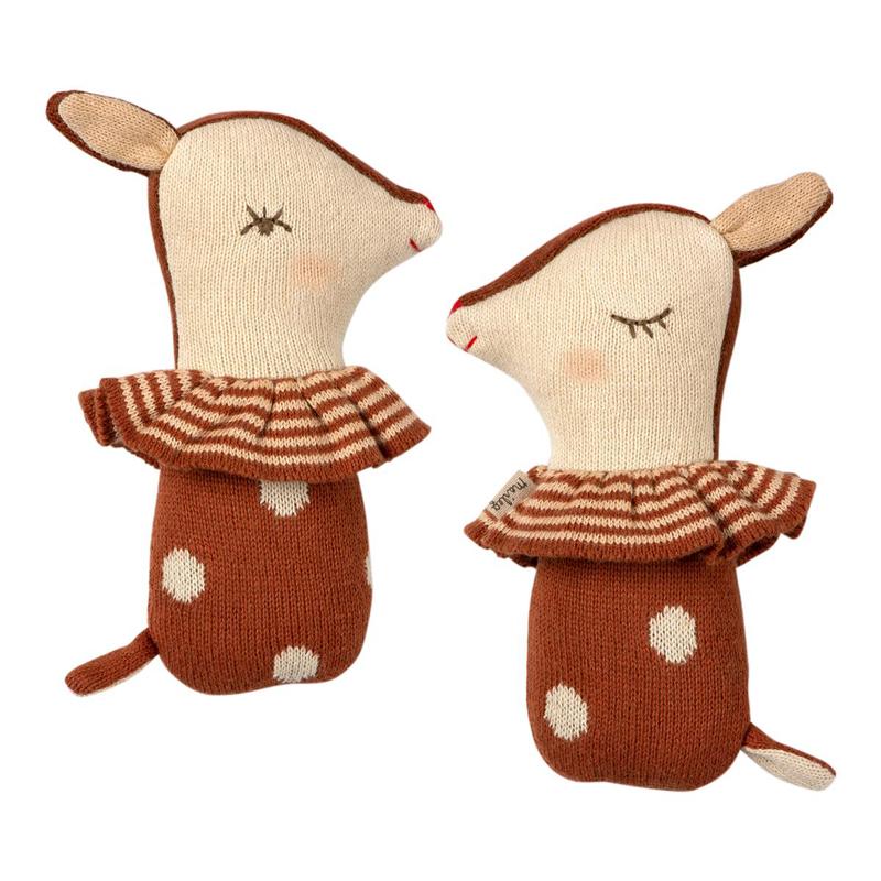 a13787x.jpg - Bambi rattle, Rusty - Elsashem Butiken med det lilla extra...
