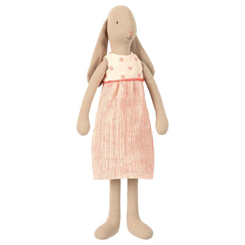a13793x.jpg - Bunny size 3, Flower dress - Offwhite - Elsashem Butiken med det lilla extra...