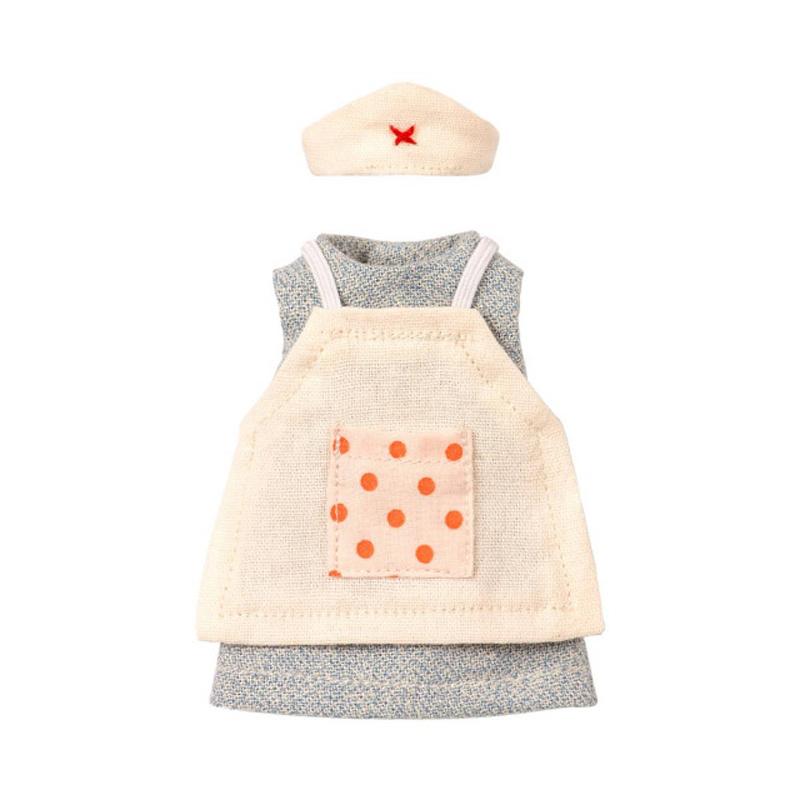 a13817x.jpg - Sjuksköterska kläder, Mus - Elsashem Butiken med det lilla extra...
