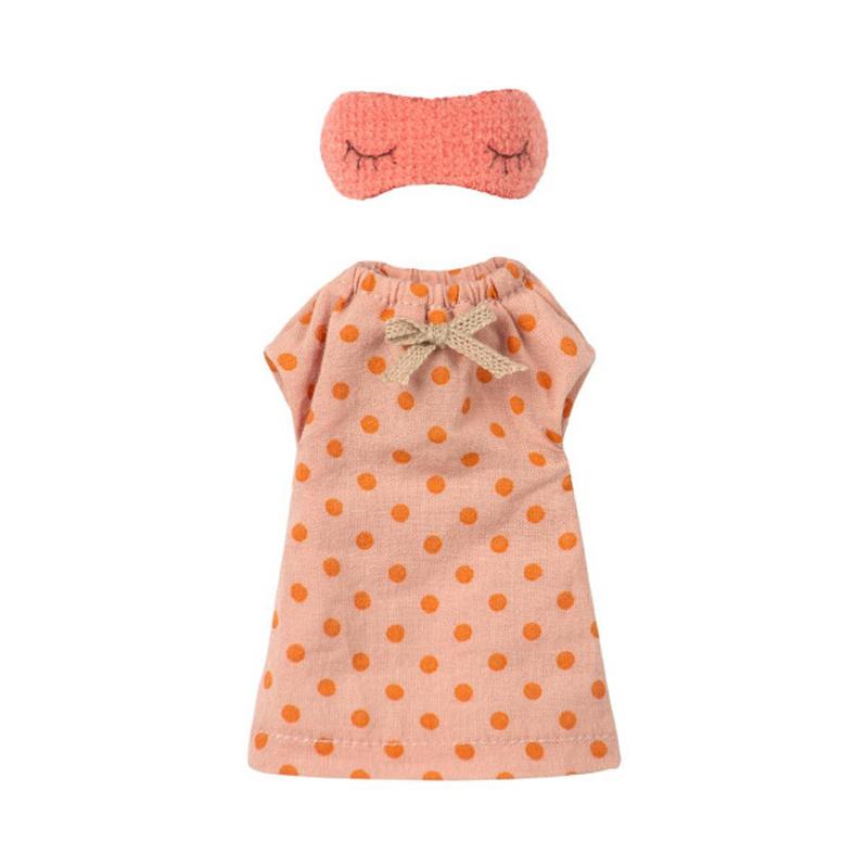a13820x.jpg - Nattlinne kläder, Mus - Elsashem Butiken med det lilla extra...