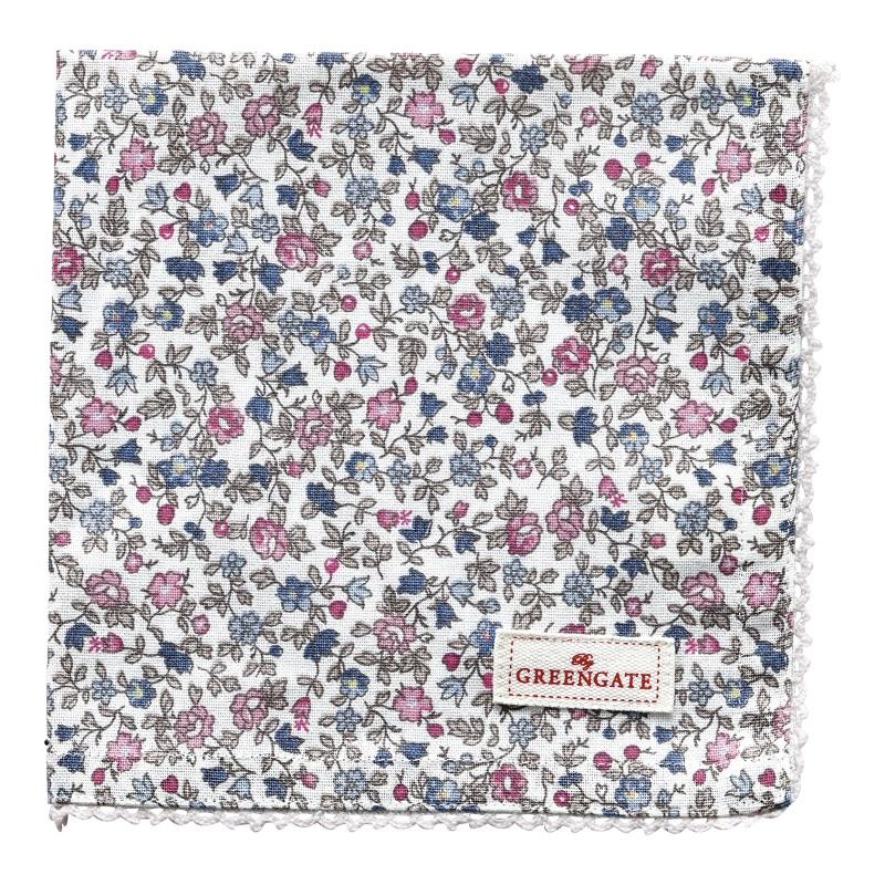 a13890x.jpg - Servett Ruby, Petit white - Elsashem Butiken med det lilla extra...
