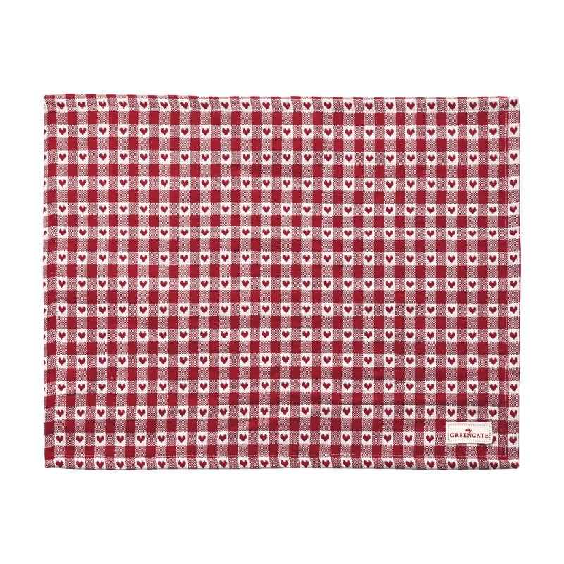 a13894x.jpg - Tablett Heart petit, Red - Elsashem Butiken med det lilla extra...