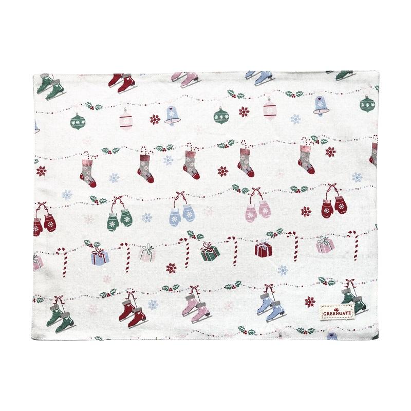 a13895x.jpg - Tablett Jingle bell, White - Elsashem Butiken med det lilla extra...