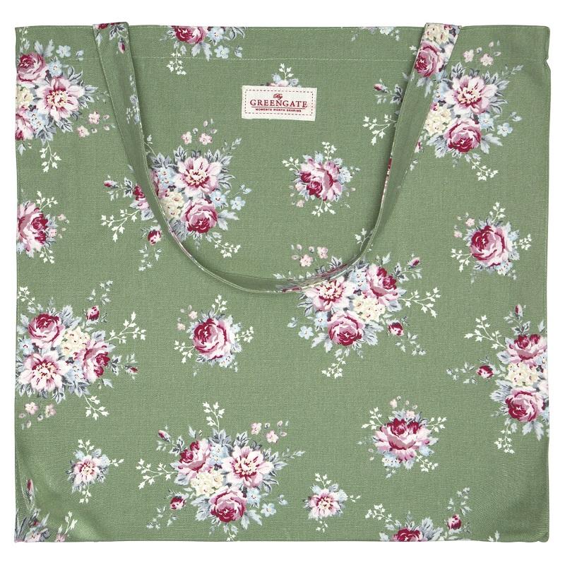 a13899x.jpg - Shopper Aurelia, Green - Elsashem Butiken med det lilla extra...
