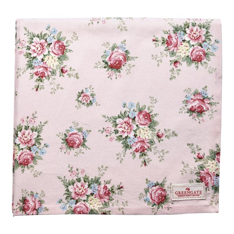 a13906x.jpg - Duk Aurelia, Pale pink 150 x 150 cm - Elsashem Butiken med det lilla extra...