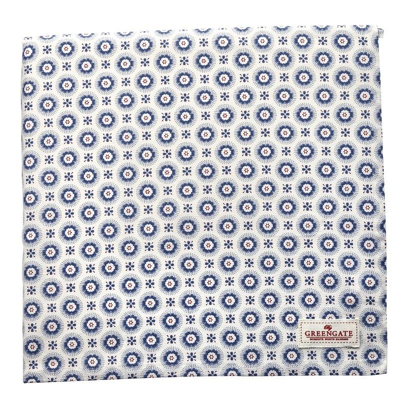 a13907x.jpg - Duk Erin, Petit blue 150 x 150 cm - Elsashem Butiken med det lilla extra...