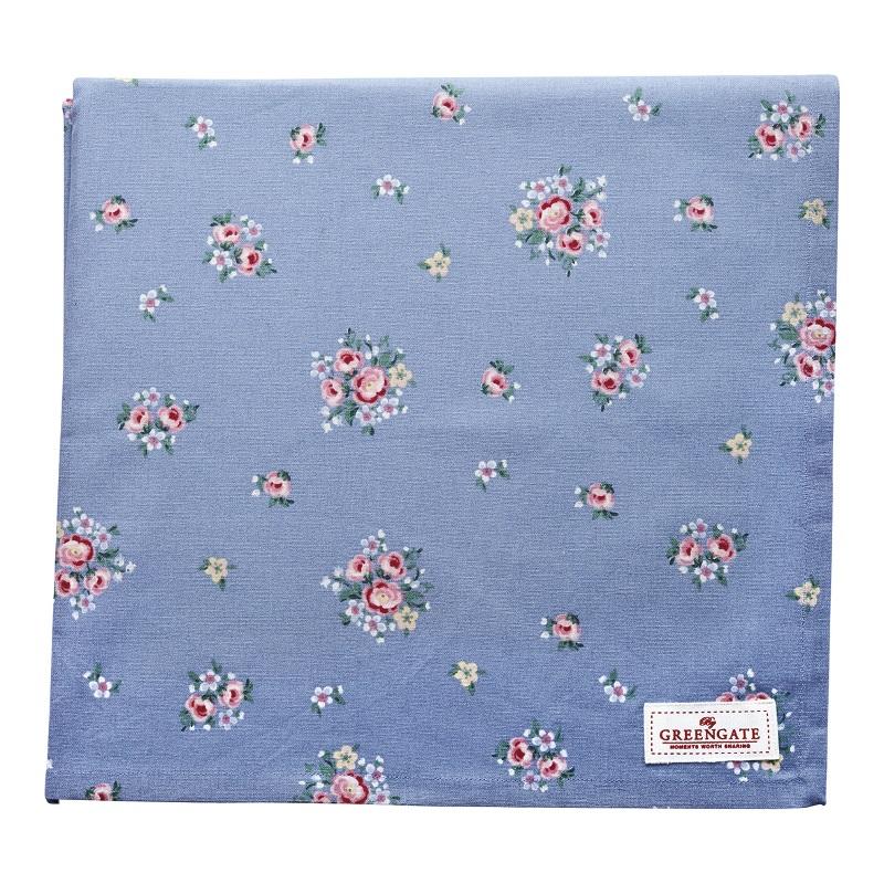a13910x.jpg - Duk Nicoline, Dusty blue 150 x 150 cm - Elsashem Butiken med det lilla extra...