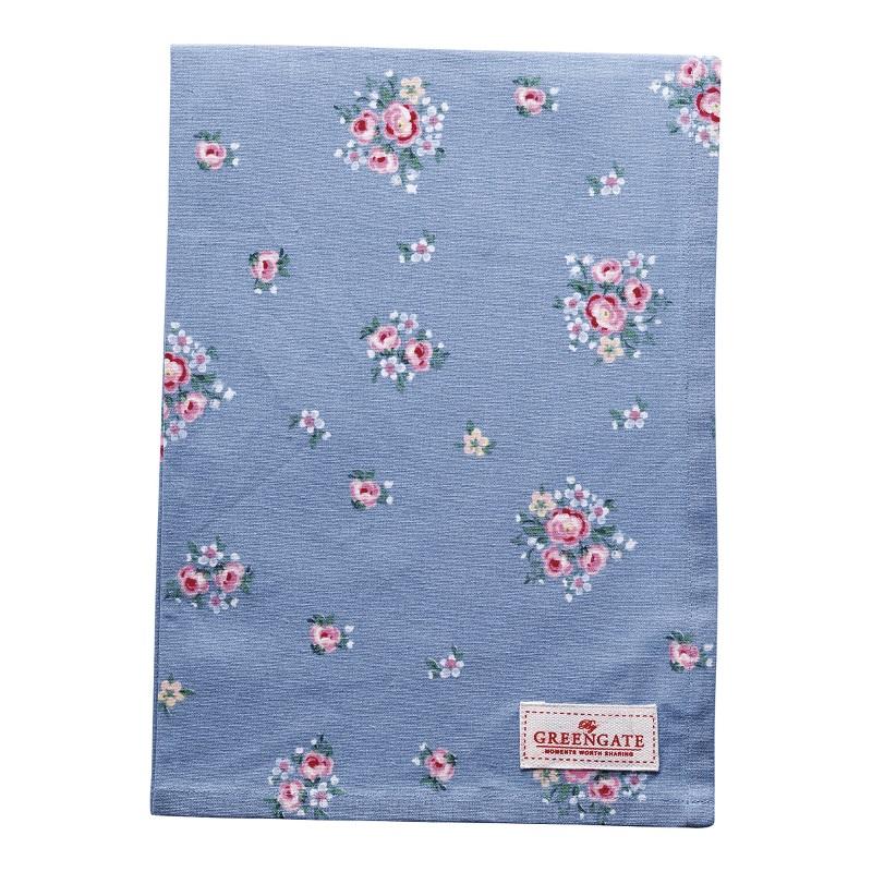 a13936x.jpg - Kökshandduk Nicoline, Dusty blue - Elsashem Butiken med det lilla extra...