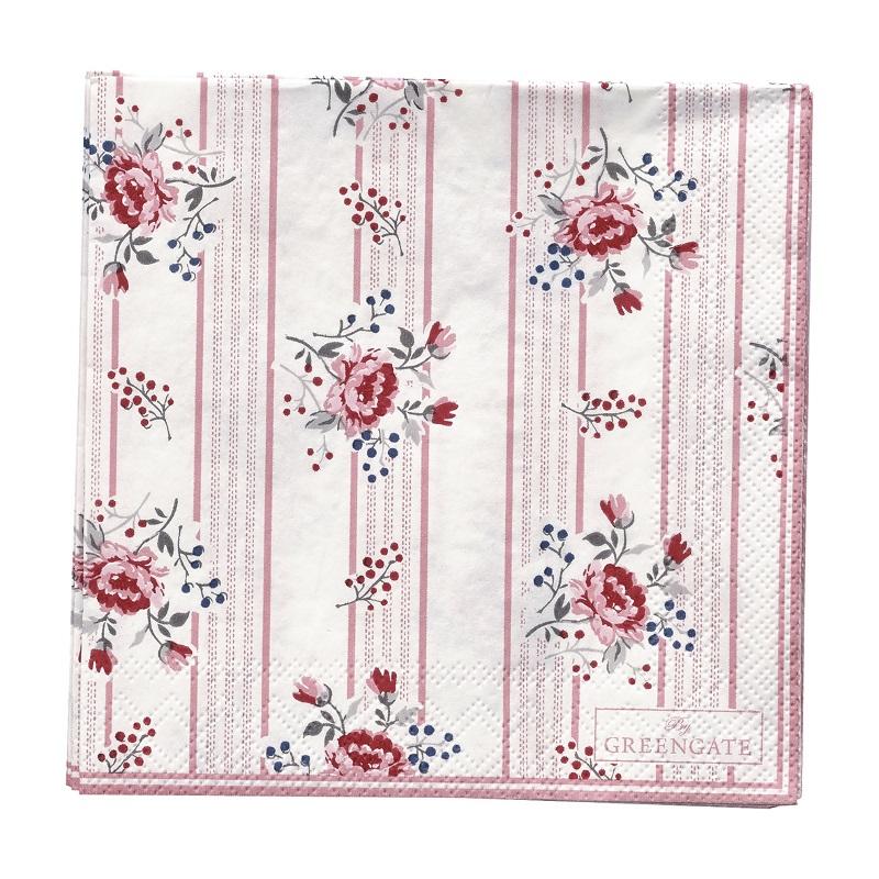 a13956x.jpg - Servetter Fiona, Pale pink small - Elsashem Butiken med det lilla extra...