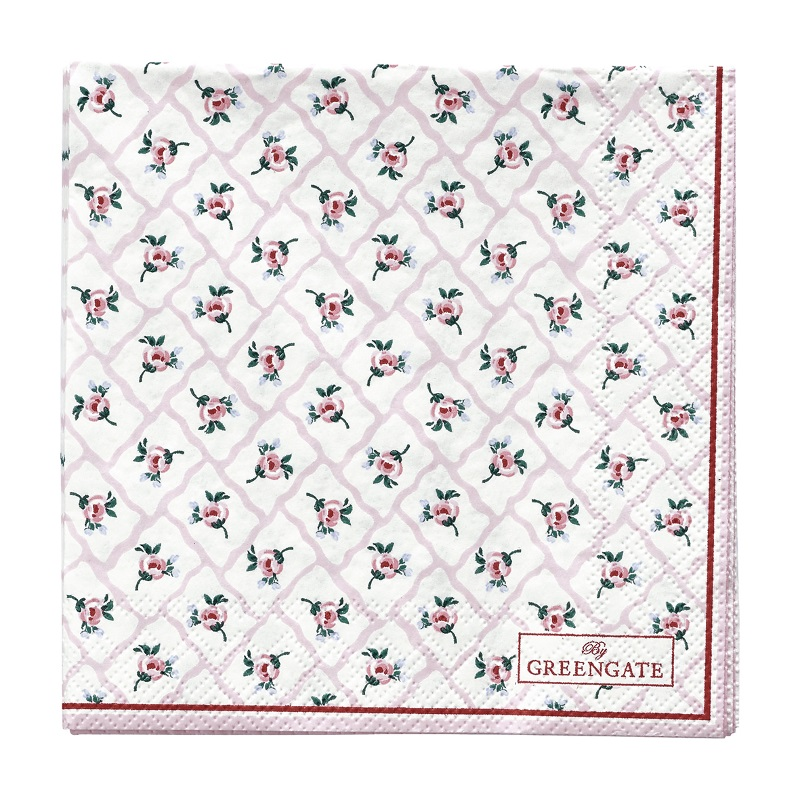 a13959x.jpg - Servetter Rita, Pale pink small - Elsashem Butiken med det lilla extra...