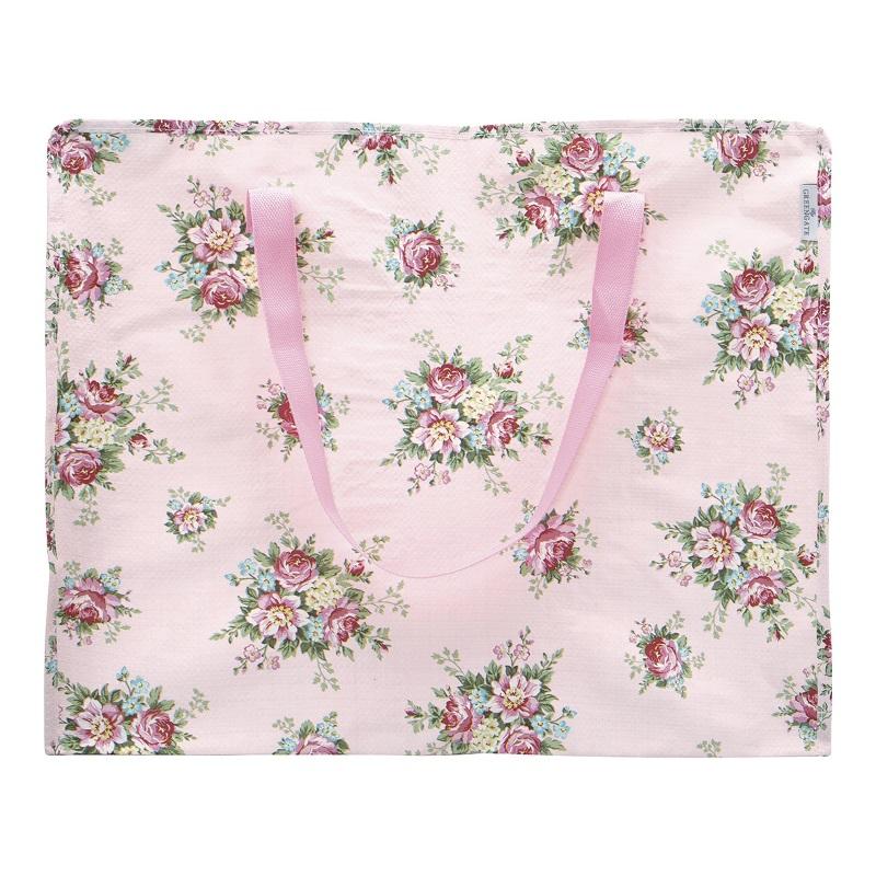 a13968x.jpg - Storage bag Aurelia, Pale pink - Elsashem Butiken med det lilla extra...
