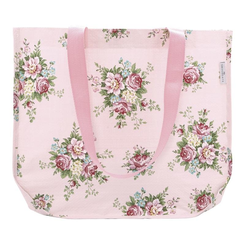 a13970x.jpg - Shopper bag Aurelia, Pale pink - Elsashem Butiken med det lilla extra...