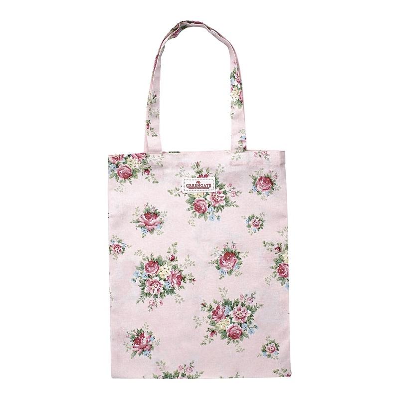 a13972x.jpg - Bag cotton Aurelia, Pale pink - Elsashem Butiken med det lilla extra...