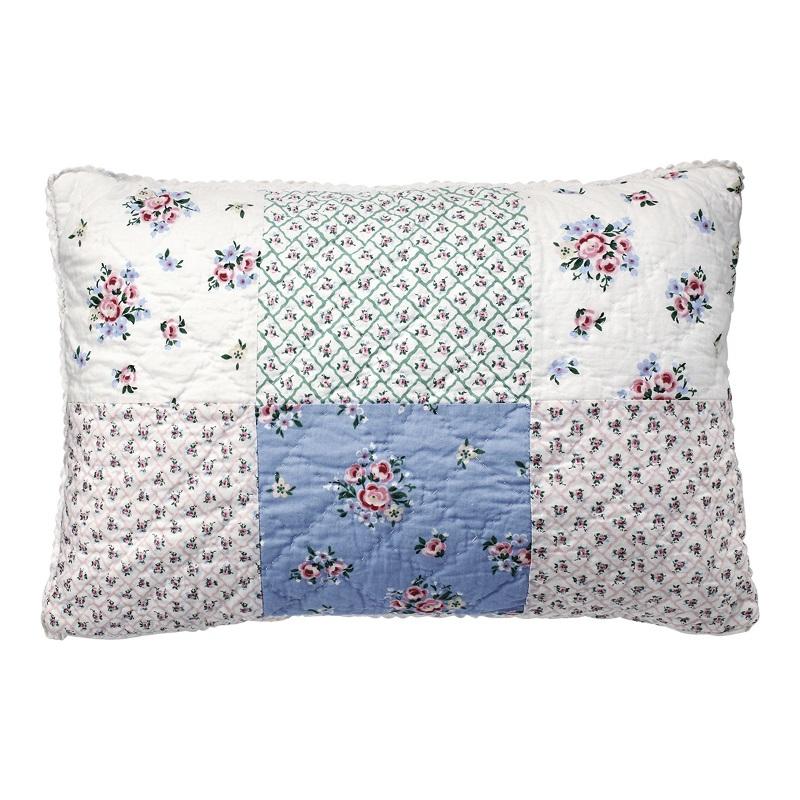 a13988x.jpg - Kuddfodral Nicoline, White patchwork - Elsashem Butiken med det lilla extra...