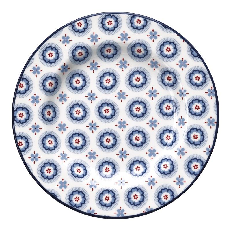 a14069x.jpg - Liten assiett Erin petit, Pale blue - Elsashem Butiken med det lilla extra...