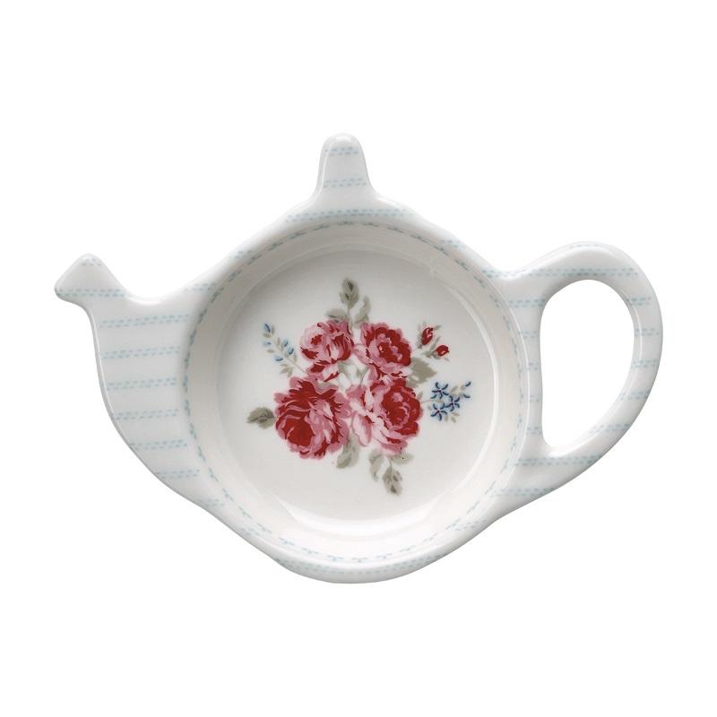 a14081x.jpg - Teabag holder Elisabeth, White - Elsashem Butiken med det lilla extra...