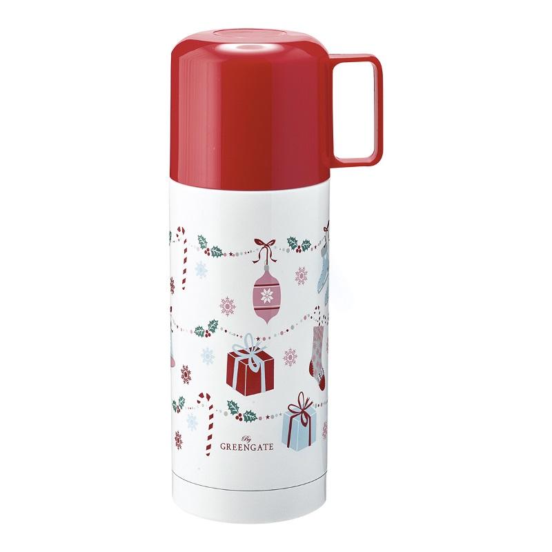 a14090x.jpg - Termos Jingle bell, White - Elsashem Butiken med det lilla extra...