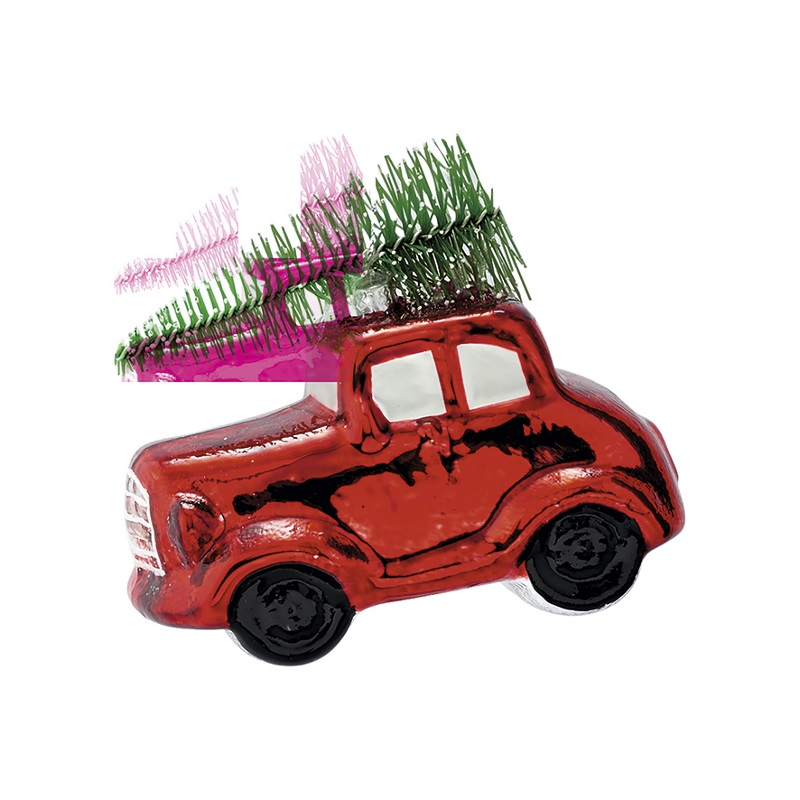 a14104x.jpg - Julgranskula Car Joselyn, Red - Elsashem Butiken med det lilla extra...