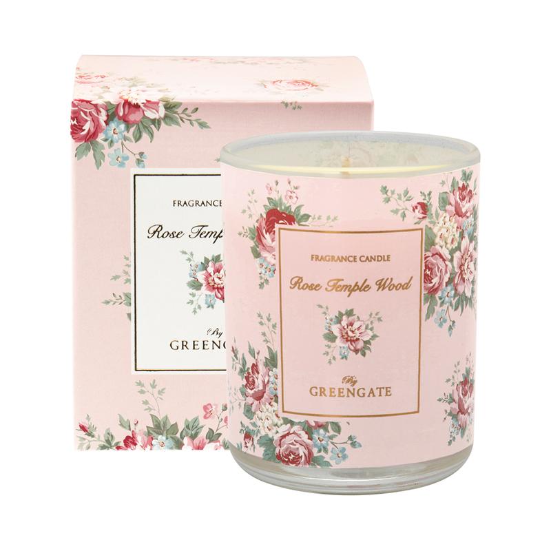 a14117x.jpg - Scented candle Aurelia, White 120 g - Elsashem Butiken med det lilla extra...