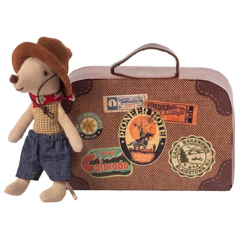 a14190-2x.jpg - Cowboy mus i resväska - Elsashem Butiken med det lilla extra...