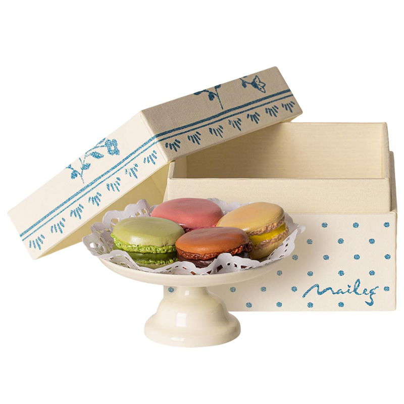 a14192x.jpg - Kakfat med Macarons - Elsashem Butiken med det lilla extra...