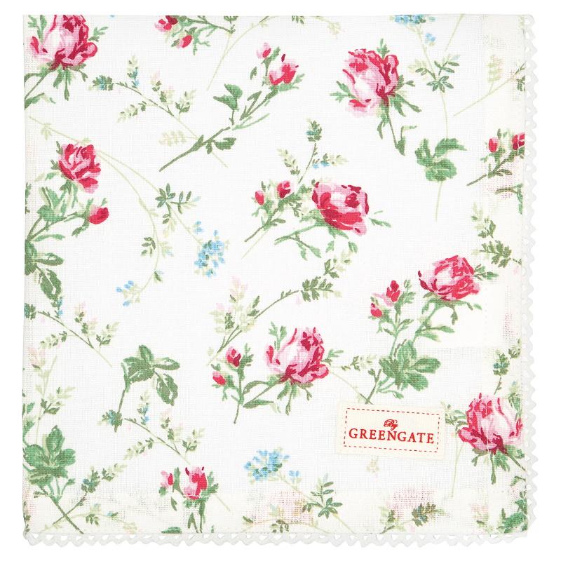 a14224x.jpg - Servett Constance, White - Elsashem Butiken med det lilla extra...
