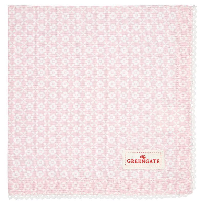 a14228x.jpg - Servett Helle, Pale pink - Elsashem Butiken med det lilla extra...