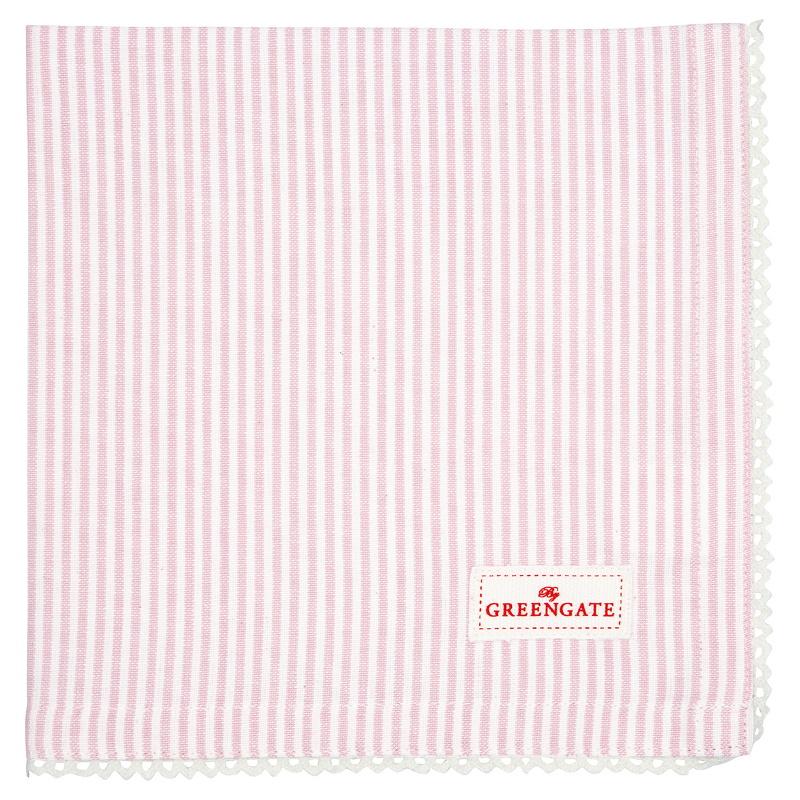 a14232x.jpg - Servett Zoe, Pale pink - Elsashem Butiken med det lilla extra...